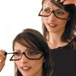 occhiali per trucco