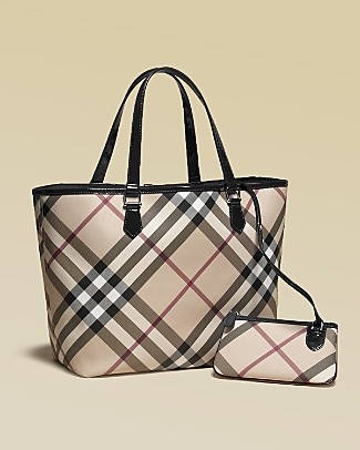 borsa shopping burberry prezzo