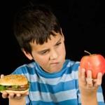 Cibo spazzatura o cibo salutare