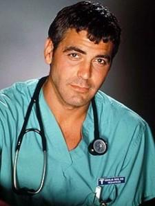 George Clooney in ER medici in prima linea