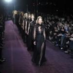 Gucci fa sfilare a Milano il Total Black
