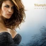 Helena Christensen per Triumph Essence