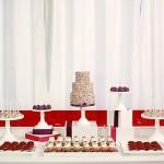 Il tavolo dei dolci - una sorpresa per gli ospiti