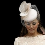 Kate MIddleton splendida in Alexander McQueen