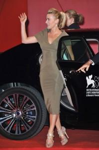 Kate Winslet sceglie Victoria Beckam - Festival del cinema di Venezia 2011