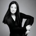 La stilista Vera Wang