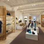 Louis Vuitton - Pop up store Mykonos - interno
