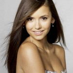 Nina Dobrev - Elena in The Vampire Diaries