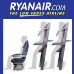 Posti in piedi per Ryanair