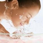 Detergere e Pulire la pelle