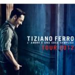 Tiziano Ferro tour 2012