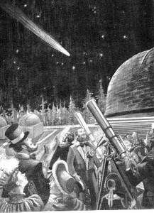 osservazioni notte stelle cadenti