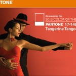 Pantone Tangerine Tango