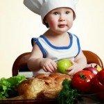 alimentazione dei bambini