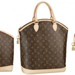 Lockit Louis Vuitton  - Tela Monogram