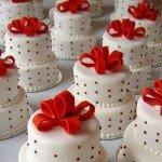 Torte nuziali Mini