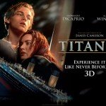Titanic di James Cameron torna in 3D