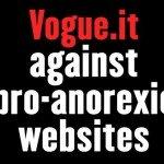 Vogue contro i siti pro anoressia e bulimia
