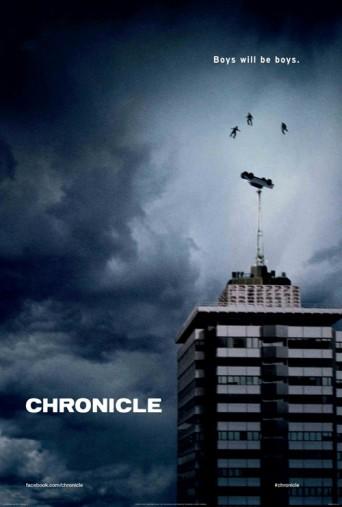 Chronicle - super eroi atipici
