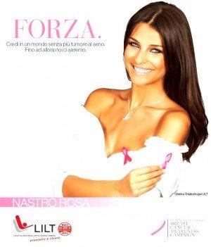 Campagna Nastro Rosa 2012 - Cristina Chiabotto